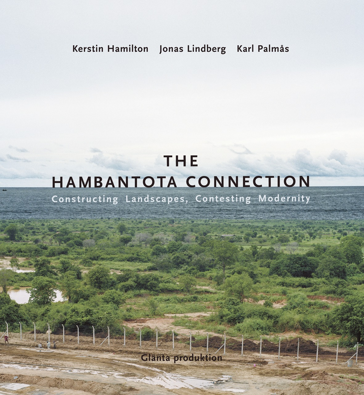 Cover for The Hambantota Connection