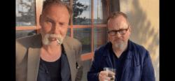 Professorn, poeten och humorn